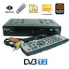 DVB-T2 FTA Terrestrial Set Top Box