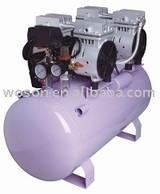 Easy operation, reliable and durable Dental Oilless Air Compressor