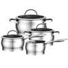 Iris A 7-pc. Stainless Steel Kitchenware Set