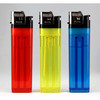 FH-218 JUMBO disposable plastic flint lighter