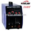 Digital IGBT inverter AC DC Pulse TIG welding machine 200A