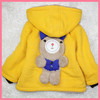 New arrivals baby clothing animal pattern thick warm infant coat winter tc11245