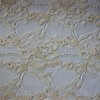 cotton,nylon beautiful lace fabric for garment