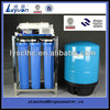 Large water flow rate and luxury 5 stage 600GPD RO water purifier