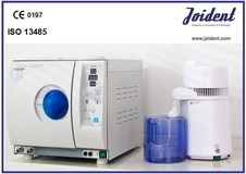 Eight Programs Steam Sterilizers Autoclave (Novo B+ 15)