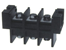 Double Side Barrier Terminal Blocks 600V 170A 27.0mm Pin Spacing