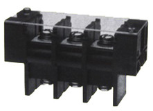 Double Side Barrier Terminal Blocks 600V 170A 27.0mm Pin Spacing with Plastic Sheet (KF67SS-27.0)