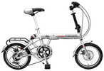 Fashion Folding Bike Mini Bike (F1602)