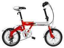 16inch Folding Bicycle with Good Quality (F1601)