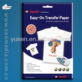 Factory Sale Directly Heat Transfer Paper for Cotton cloth