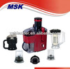 Manufacturer best home kitchen food juicer blender 450W XS-898 7 X 1.1