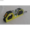 laser pointer line level and tape measure