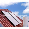 Incline Roof Type Flat Panel Solar Water Heater Sabs, SRCC, Solar Keymark, CE and ISO9001