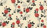 Naturel Flower Wallpaper/Vinyl Wallpaper (BS7706)