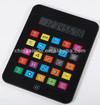 XD-500 pregnancy touch screen calculator