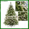 Artificial White Snow PE Christmas Tree, 2013 New Light Christmas Tree