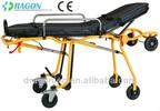 DW-S001 Steel automatic loading ambulance sales ambulance stretcher