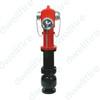 3 Ways Fire Hydrant
