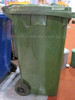 Plastic Dustbin/ Trash Can with En840/Rubbish Bin/ Garbage Bin/ Plastic Trash Can/Waste Bin
