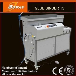 Pneumatic Glue Binding Machine T5, T5l