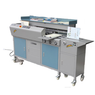 Pneumatic Perfect Binding Machine (T8, T8C, T8L, T8CL)