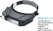Head Magnifier(MG81007-C1)