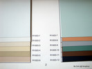250cm Width Tone-to-Tone Blackout Roller Shade Fabric