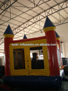 Inflatable bouncy combo