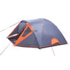 2or3or4 Person Double Layer Camping Tent(Shoe Box)