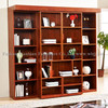 GS5001library bed with sliding bookcases wall bed murphy bed