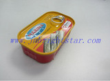 Canned Sardine in Soybean Oil