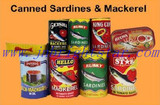 Canned Mackerel Sardine Fish