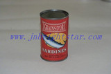 Canned Fish in Natural Oil