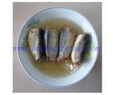 Canned Mackerel in Brine 425g
