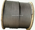 SUS316 19*37-16mm Stainless Steel Wire Rope