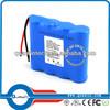 18650 battery pack 14.8v lithium ion battery 2800mah 4S1P