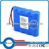 14.8V cylinder lithium ion battery for children battery car