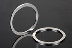 Thin-Wall Ring Magnet with Nickel Coating Use in Phone Speaker