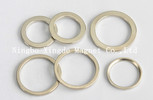 Thin-Wall Ring Magnet with Zn Coating