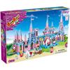 Building blocks of fantasy world 960 pcs