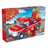Building blocks of fire set 158 pcs