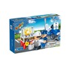 Building blocks of police set 58 pcs