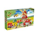 Building blocks of farm set 860 pcs