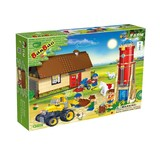 Building blocks of farm set 590 pcs