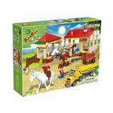 Building blocks of farm set 338 pcs