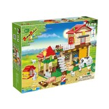Building blocks of farm set 390 pcs