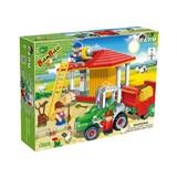 Building blocks of farm set 448 pcs