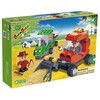 Building blocks of farm set 130 pcs