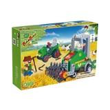 Building blocks of farm set 130 pcs