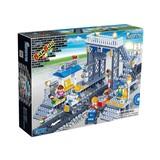 Building blocks of transportation set 342 pcs